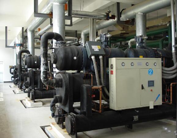 东洋冷水机和深圳宝安某科技园签订冷水机合同