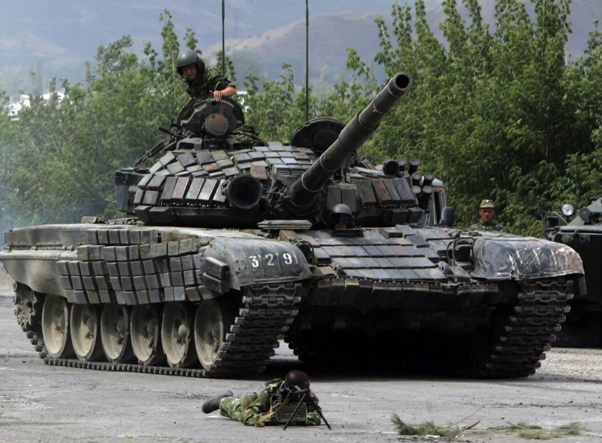 Nicaraguan Armed Forces to receive Russian made T 72B1 Main Battle Tanks 640 002