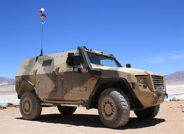 European Defence Agency plans to develop a new European L-AMPV Light Multi-Purpose Armored 640 001