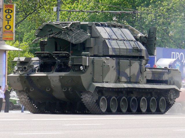 First brigade of Buk-M3 and TOR-M2 air defense systems will be on duty with Russian army in 2016 640 001