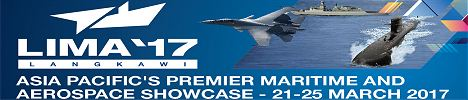Lima 2017 Langkawi International Maritime & Aerospace Exhibition