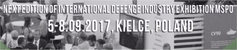MSPO 2017 International Defence Industry Exhibition Kielce Poland