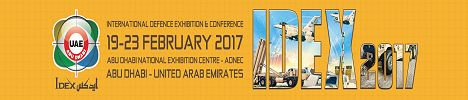 IDEX 2017 International Tri-service Defence Exhibition & Conference