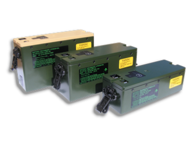 Lincad to supply LIPS batteries and chargers to the Danish Armed Forces