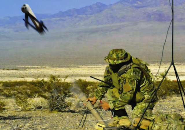 AeroVironment begins production of Switchblade Tactical Missile System upgrade 640 001