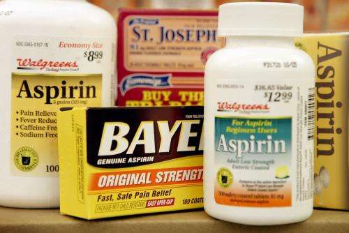 Study: Frequent Aspirin Use Reduces Risk Of Cervical Cancer By Half