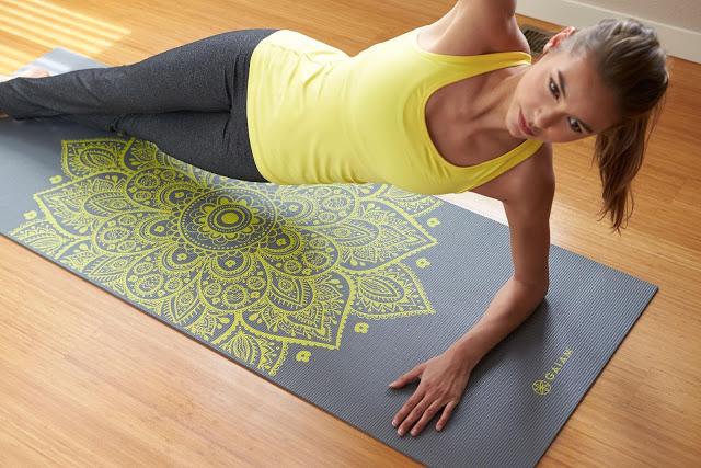 Lựa chọn thảm tập yoga
