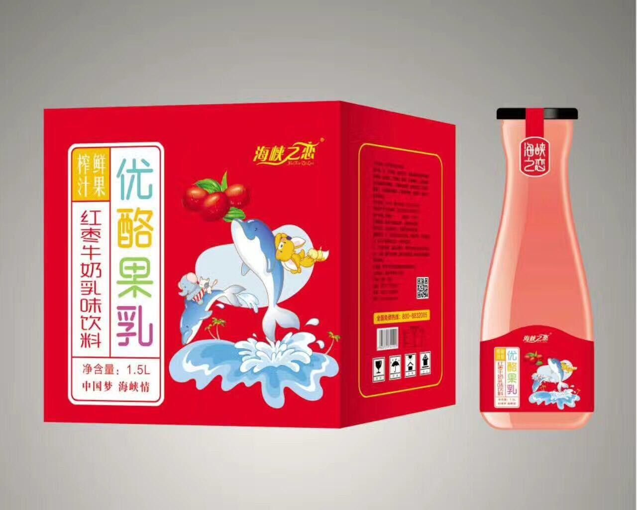 红枣牛奶1.5L×6瓶