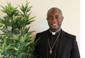 Revd Ben Twumasi (Minister-In-Charge)