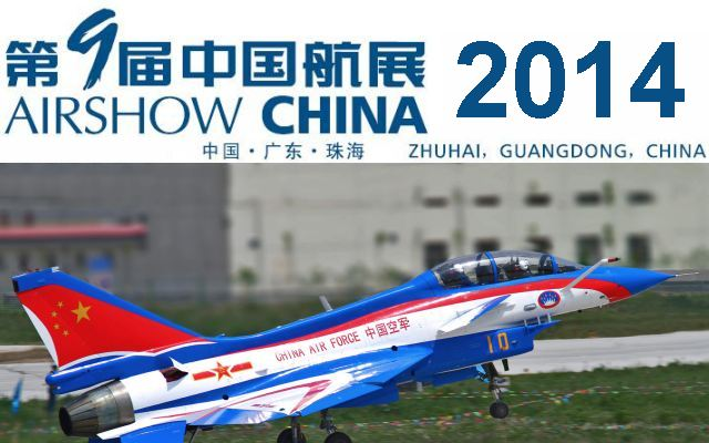 AirShow China 2014 pictures photos video International Aviation Aerospace Defence Exhibition Chinese military industry technology Zhuhai