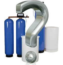 Water softener questions