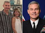 Vice Admiral Scott Stearney, 58, was found dead in his Bahrain residence, according to a US Navy statement on Saturday