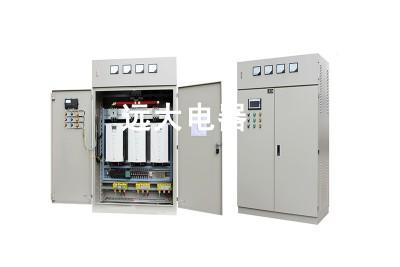 3乘55kw全变频器控制柜(abb变频器)