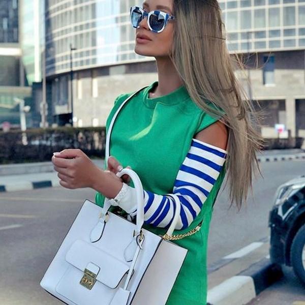 image 1752 - Модні кольори одягу весна-літо 2018: фото, який колір модний, модні тенденції кольору