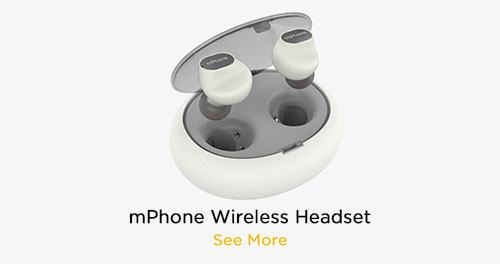 mPhone Bluetooth Earpod