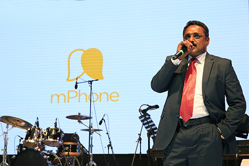 mPhone Chairman's Message