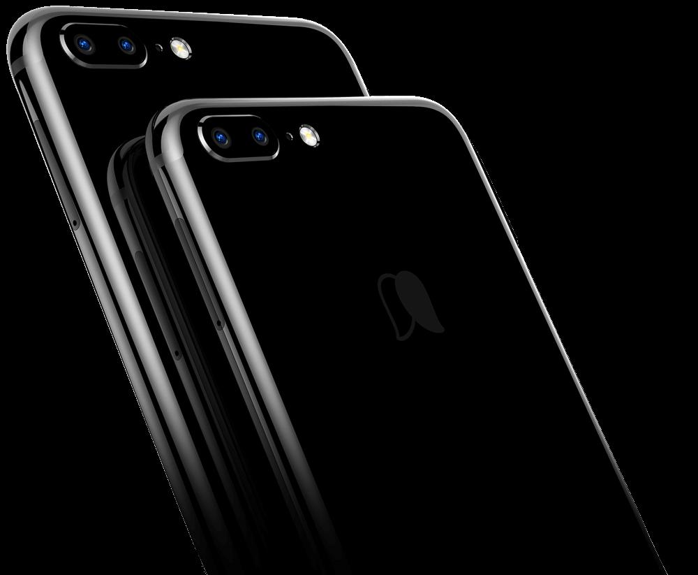 mPhone 7s black