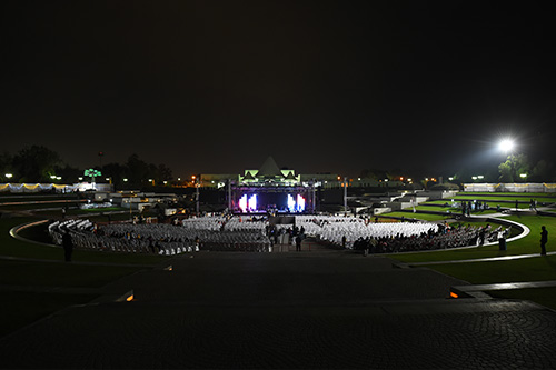 mPhone Launching Ceremony - Al Mamzar Park Amphitheatre in Dubai, UAE