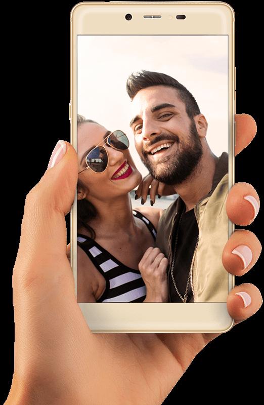 mPhone 7 Plus selfie
