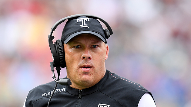 Georgia Tech to introduce Temple's Geoff Collins as next head football coach