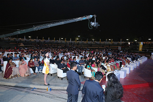 mPhone Launching Ceremony - Crowd