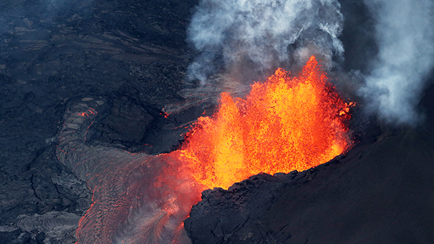 USGS: Kilauea eruption, considered 'continuing' since 1983, could be considered over