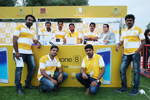 mPhone Launching Ceremony - Officials