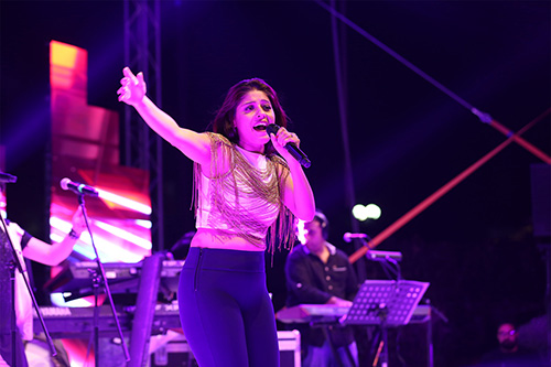 mPhone Launching Ceremony - Sunidhi Chauhan Live Musical Concert