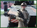 At Eurosatory 2014 Rheinmetall is emphasizing the Group's status as a leading supplier of soldier systems, along with its unsurpassed ability to integrate dismounted troops into networked-enabled operations.