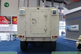 Legion Isotrex 4x4 MRAP Mine-Resistant Ambush Protected vehicle technical data sheet specifications pictures video description information intelligence photos images identification United Arab Emirates army defence industry military technology