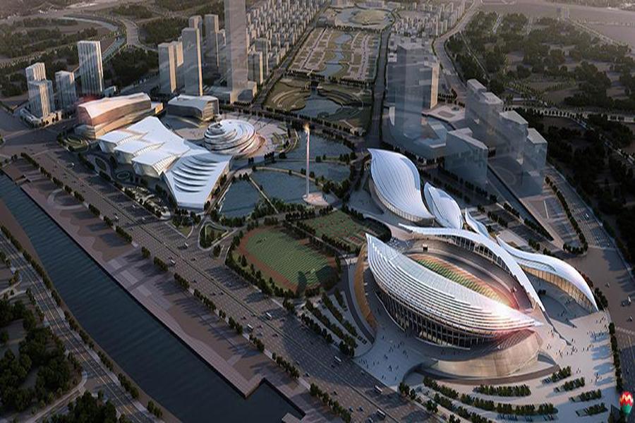 江门滨江体育中心