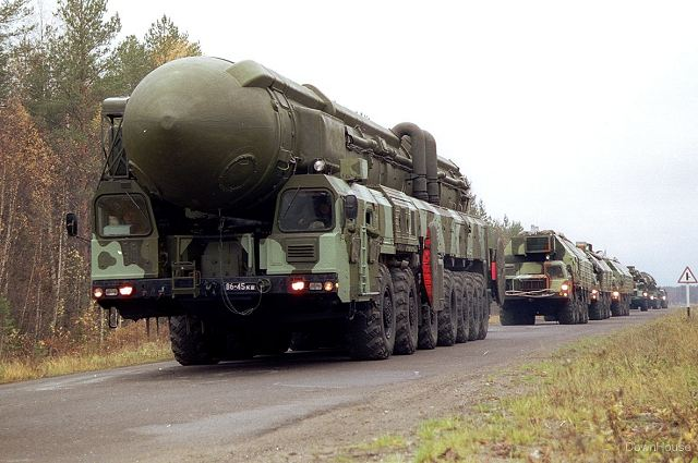 All Russian strategic missile forces will be equipped with new Yars RS-24 ICBM for 2021 640 001