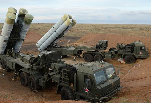 Three bataillon of Russian S 400 air defense systems now fully deployed on Kamchatka Peninsula 640 001
