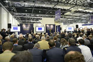 DSEI 2017 world leading defence and security event exhibition London UK show information 315 001