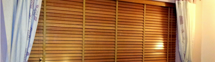 Wooden Blinds Auckland