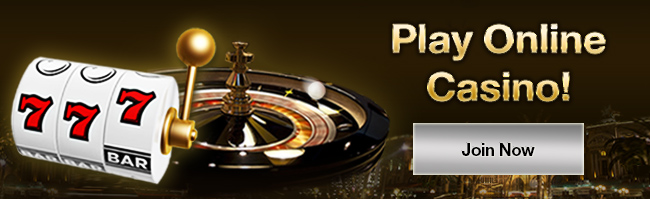 Play online casino!