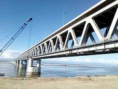 Assam's Bogibeel Bridge Opens Today, Can Land Fighter Jets: 10 Points