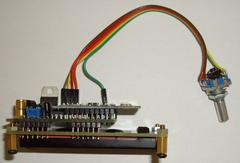 VFO - ZL1CVD DDS - Assembled...
