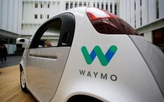 "The fully self-driving cars, with no human backup driver, will then be introduced ""gradually"" over time to the commercial service, the company said."
