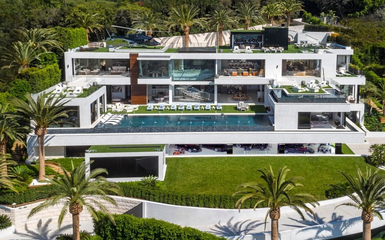 Inside the $245m house that's just got a price cut... and the other most expensive homes for sale across the world