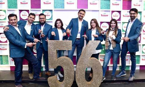 Makers of Kashmir Cooking Oils and Banaspati celebrate 56 years in Pakistan