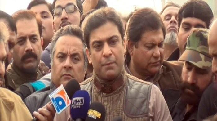 Political victimisation behind recent wave of accountability, says Hamza
