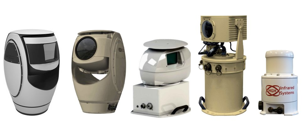 Spynel series HGH Infrared Systems 925 001