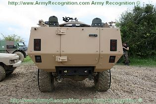 Bastion Patsas Acmat light protected Special Forces Operations vehicle technical data sheet specifications information description intelligence identification pictures photos images video France French Defence Industry army military technology wheeled armoured