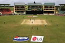 An overview of the Providence Stadium in Guyana, Ireland v New Zealand, Super Eights, Guyana, April 9, 2007