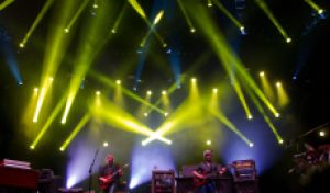 Watch Phish's Insane New Time-Lapse Video for '46 Days'