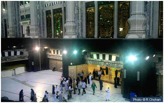 House of Abbas (may Allah be pleased with him)