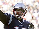 New England Patriots quarterback Tom Brady makes a pass against the New York Jets