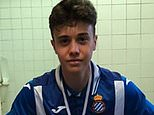 Manchester City are on the verge of signing 15-year-old Espanyol starlet Oscar Tarensi