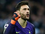 Tottenham Hotspur captain Hugo Lloris insists the team is on the right path to win silverware